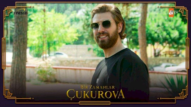 Furkan Palali detaljno pripremio ulogu u seriji Bir Zamanlar Cukurova