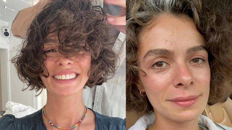 Ozge Ozpirincci podsetila na svoju staru frizuru na Instagramu... (FOTO)