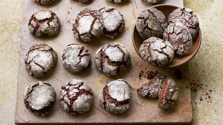 """Griba"" kolačići od čokolade i badema"