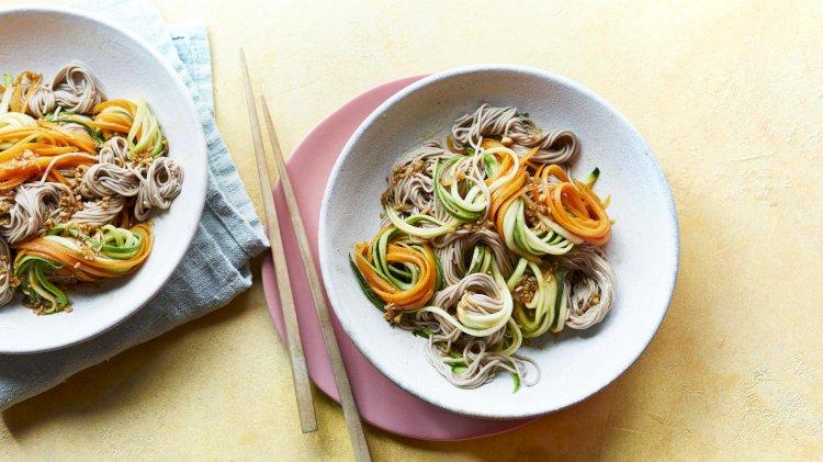 Rezanci od povrća sa 6 sastojaka