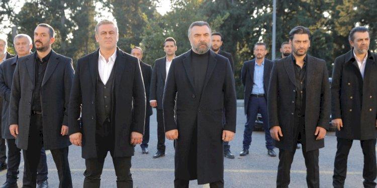 Turska serija Eskiya Dunyaya Hukumdar Olmaz epizoda 174