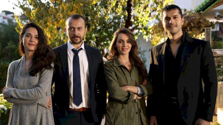 Nova turska serija - Son Yaz / Prošlo leto