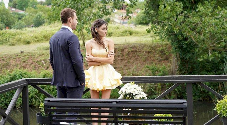Hande Ercel donirala haljinu u kojoj se Eda oseća poput princeze (FOTO)
