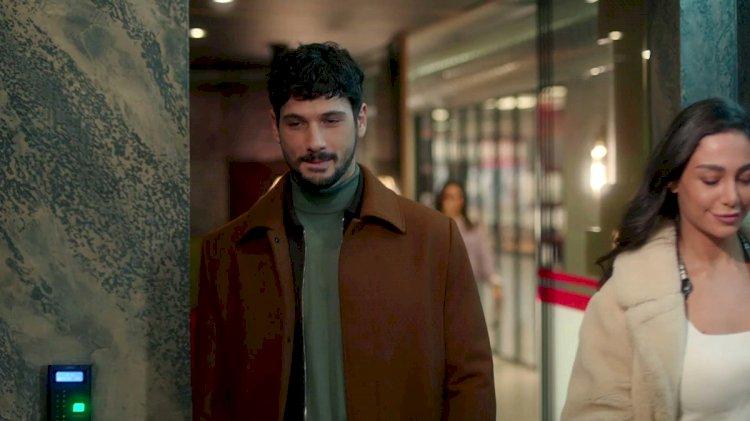 Turska serija Menajerimi Ara | Menadžment epizoda 18