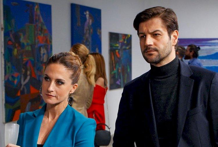 Turska serija Menajerimi Ara | Menadžment epizoda 19