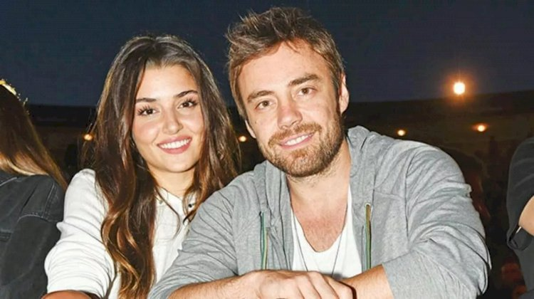 Hande Ercel rekla zbogom Muratu Dalkilicu