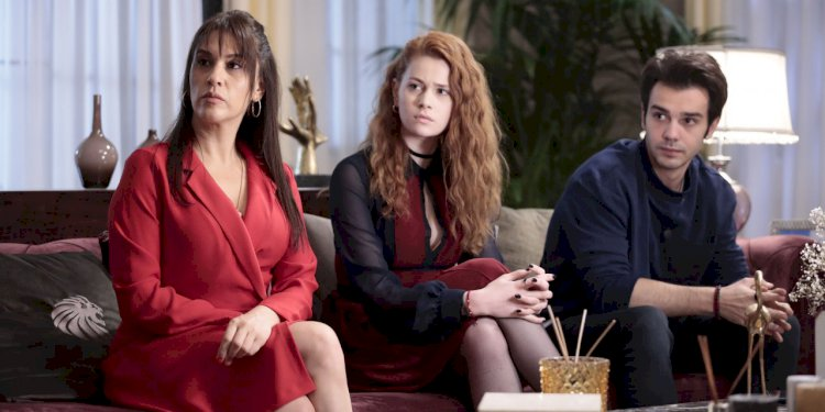 Turska serija Akrep | Škorpion epizoda 5