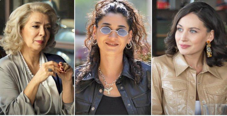 Tri glumice napustile seriju Sen Cal Kapimi