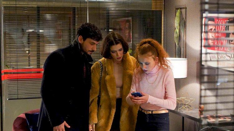 Turska serija Menajerimi Ara | Menadžment epizoda 23