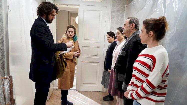 Turska serija Masumlar Apartmani epizoda 21