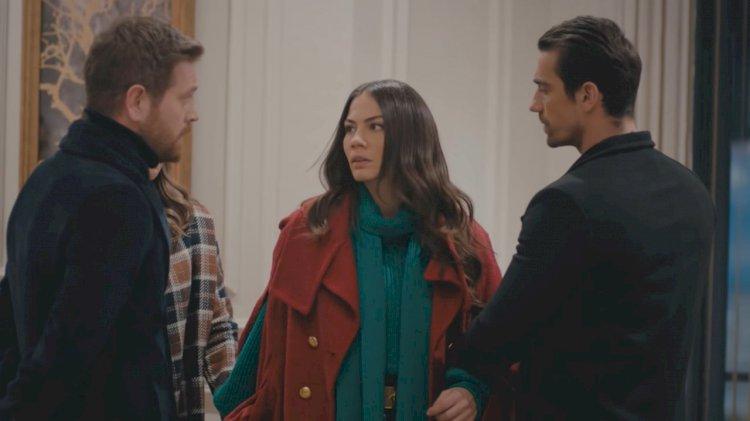 Turska Serija – Dogdugun Ev Kaderindir epizoda 36