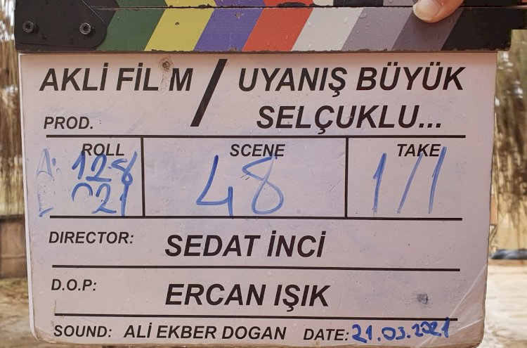 Nastavljeno snimanje serije Uyanis Buyuk Selcuklu