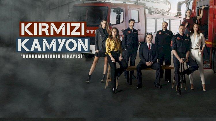Danas počinje nova turska serija Kirmizi Kamyon / Crveni kamion