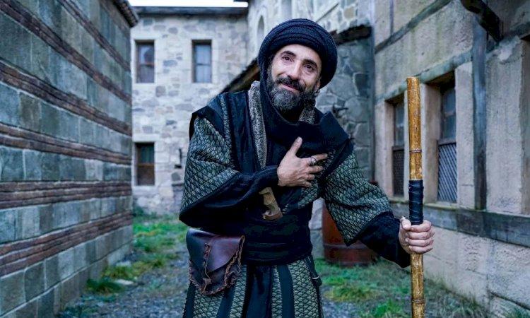 Mert Turak o njegovoj ulozi u seriji Kurulus Osman