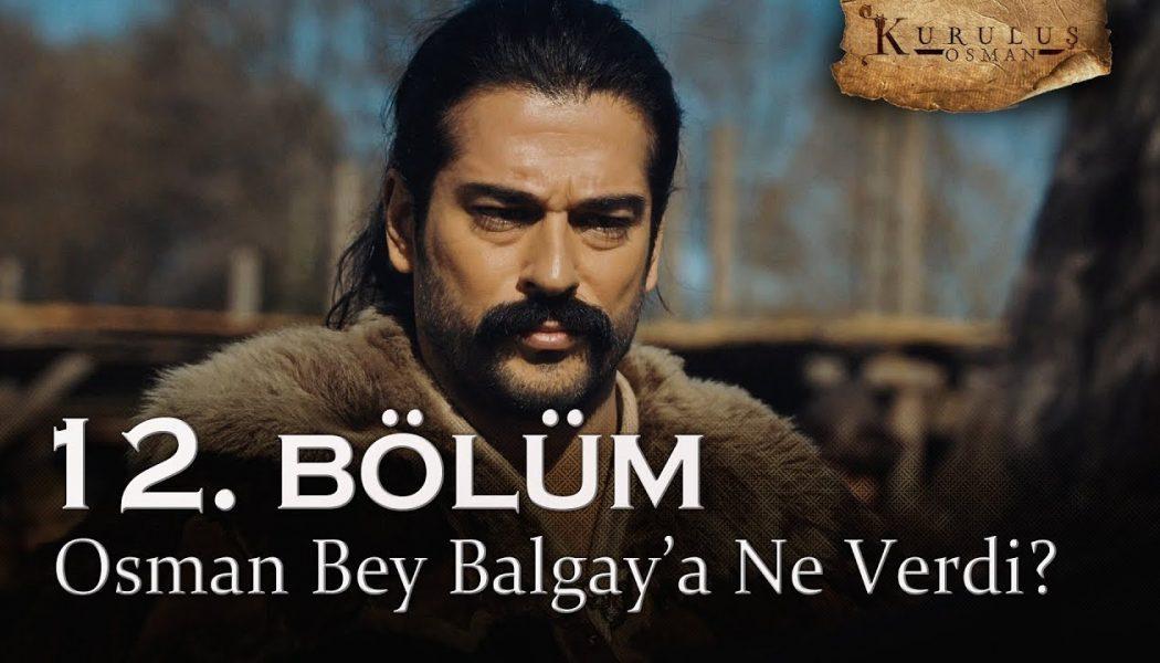 Turska Serija – Kurulus Osman 12. epizoda
