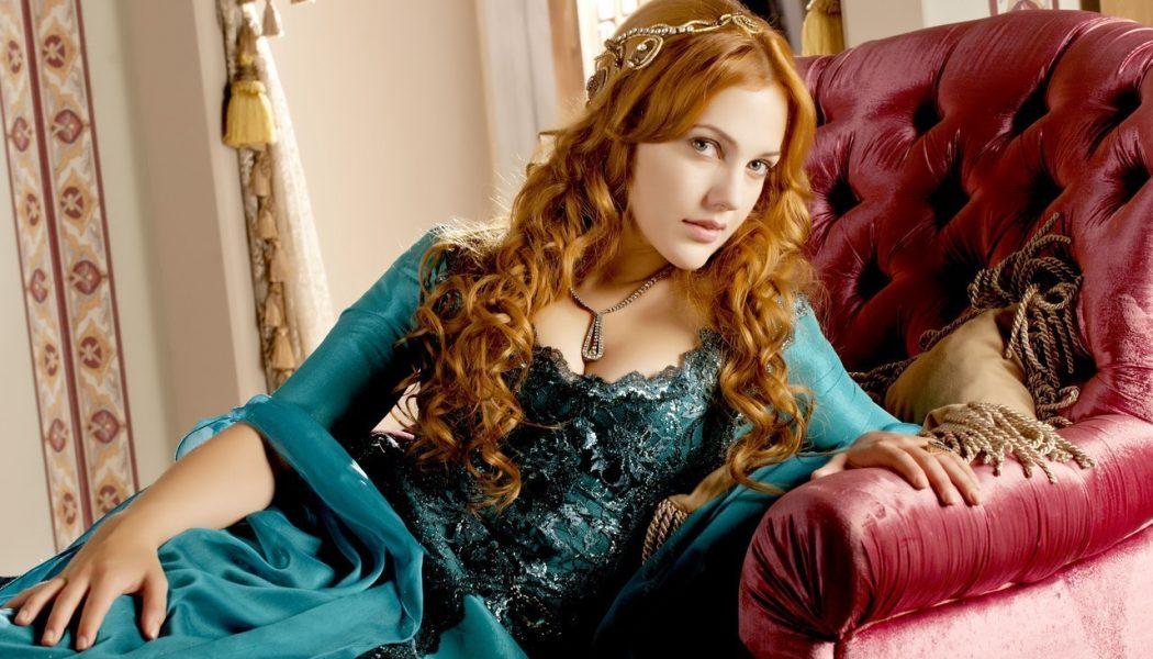 Turska glumica   Meryem Uzerli  