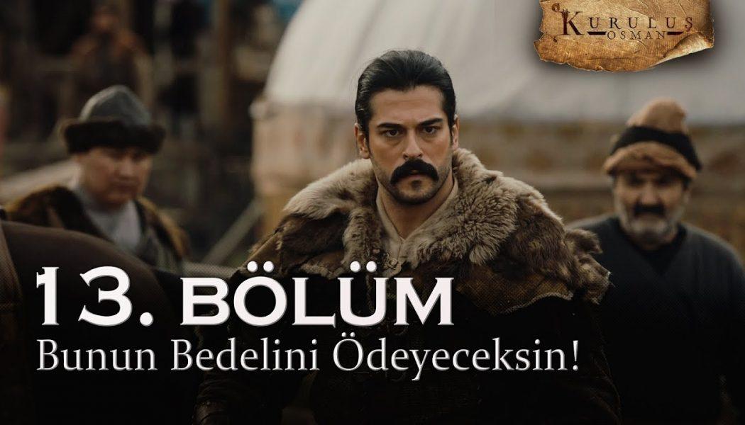 Turska Serija – Kurulus Osman 13. epizoda