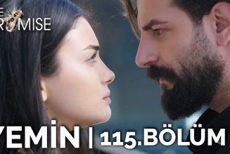 Turska Serija – Zakletva | Yemin epizoda 115
