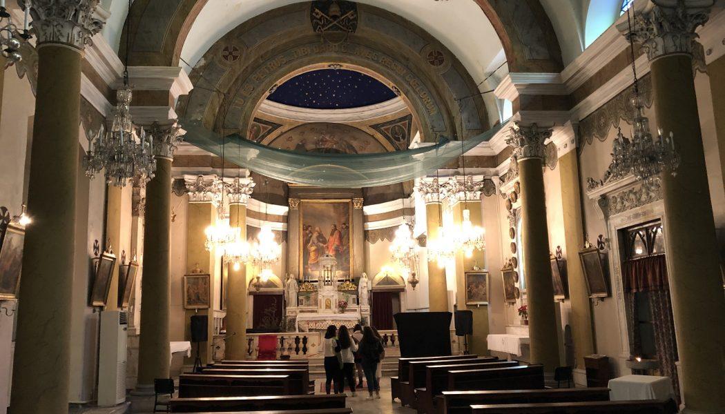 Crkva svetog Petra i Pavla – Turske destinacije