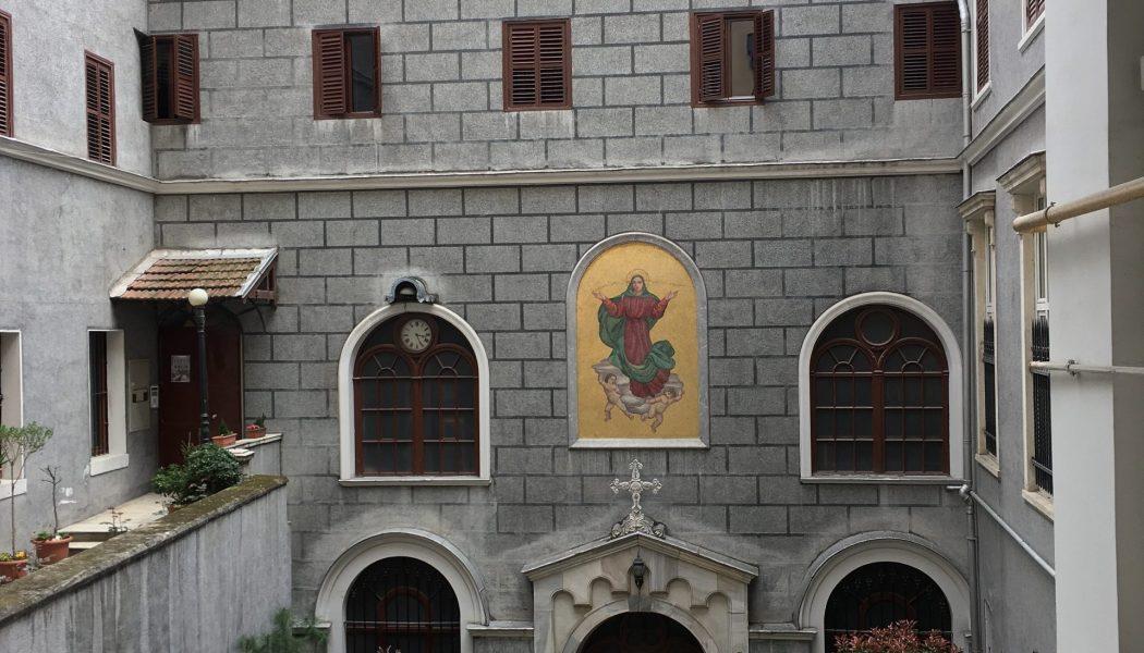 Crkva svete Marije Draperis – Turske destinacije