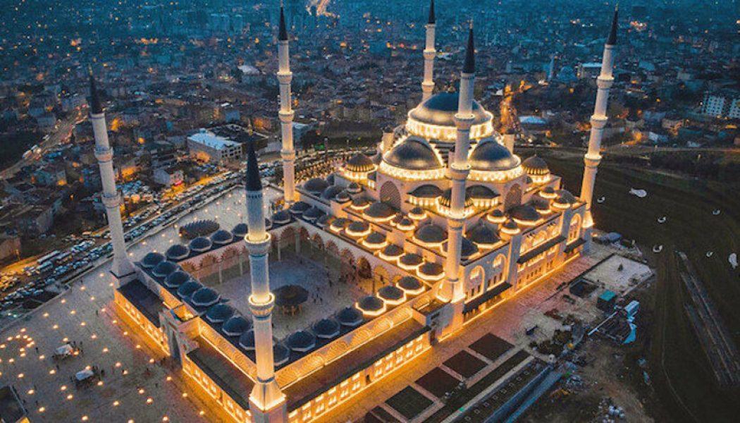 Džamija Čamlidža – Turske destinacije