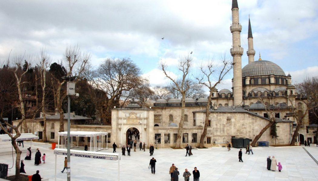 Džamija Ejup Sultan – Turske destinacije