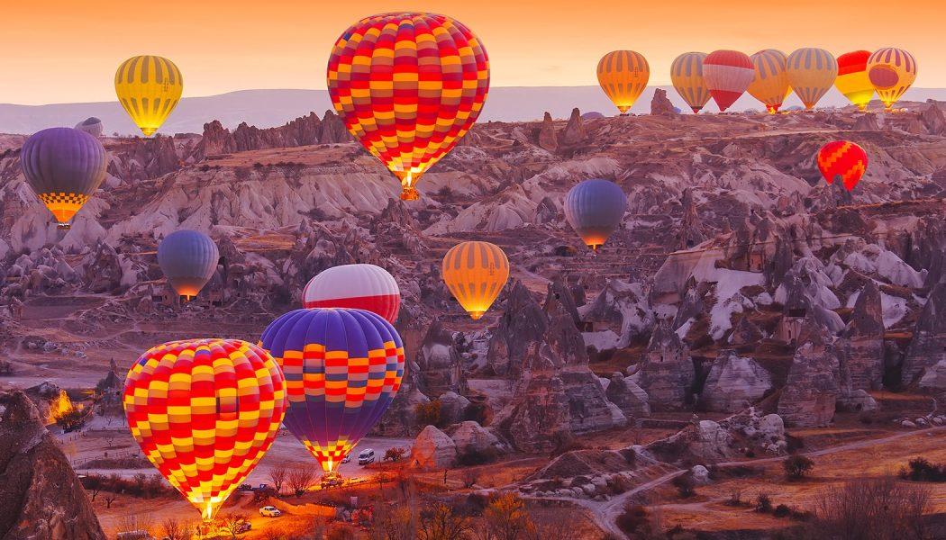 Kapadokija – Turske destinacije