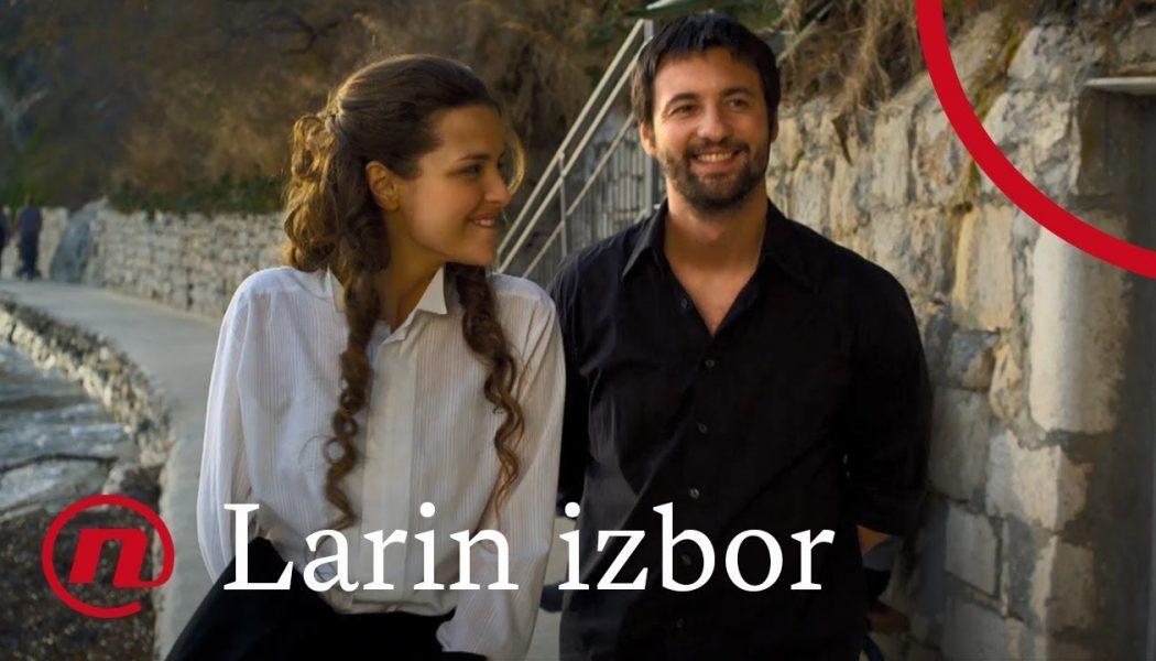 Hrvatska serija – Larin izbor