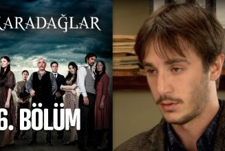 Turska serija – Karadağlar epizoda 6