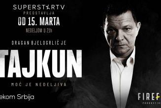 Srpska serija – Tajkun
