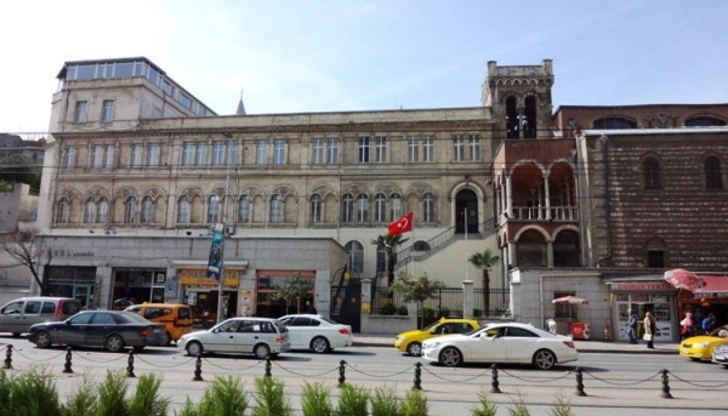 Crkva svetog Benedikta – Turske destinacije