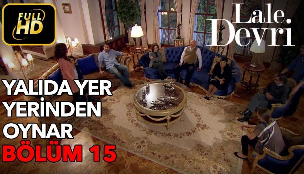 Turska serija – Lale Devri epizoda 15