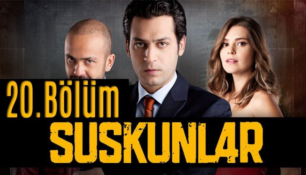 Turska Serija – Suskunlar | Tihi momci epizoda 20